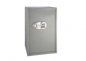 Ozone Safety Solutions ES-ECO-BB-77 Digital Safe; 24 Months Warranty; User PIN Code Access; 95.4 Liter Capacity; Electronic Locking System; Grey