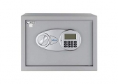 Ozone Safety Solutions Tusker-11 Safe; 24 Months Warranty; Electronic Locking System; User PIN Code Access; Stainless Steel Body; Grey